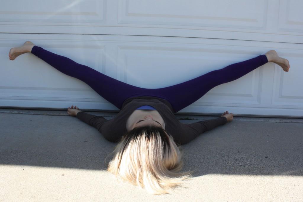 side splits