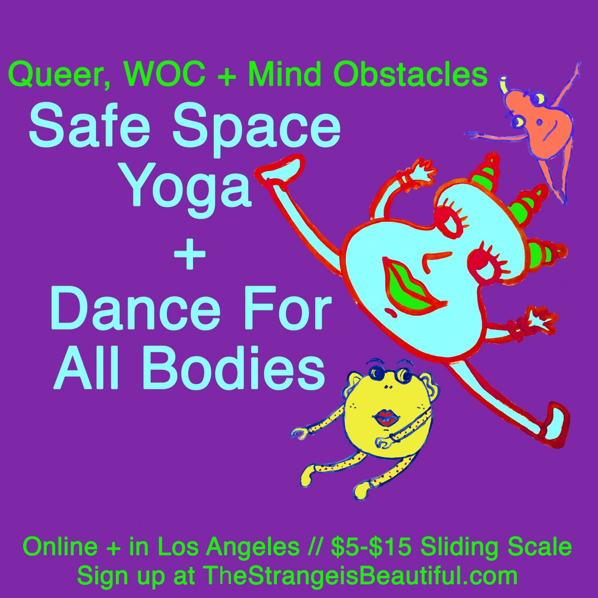 safe space yoga and dance for all bodies 3
