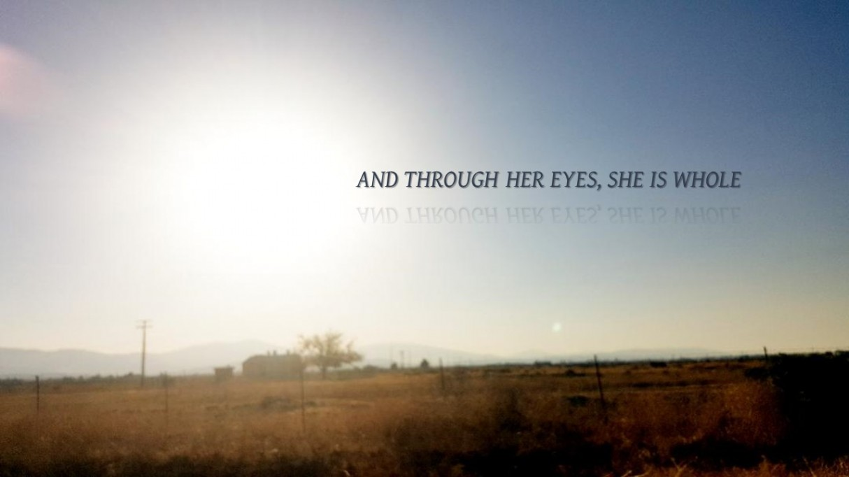 Through Her Eyes Image