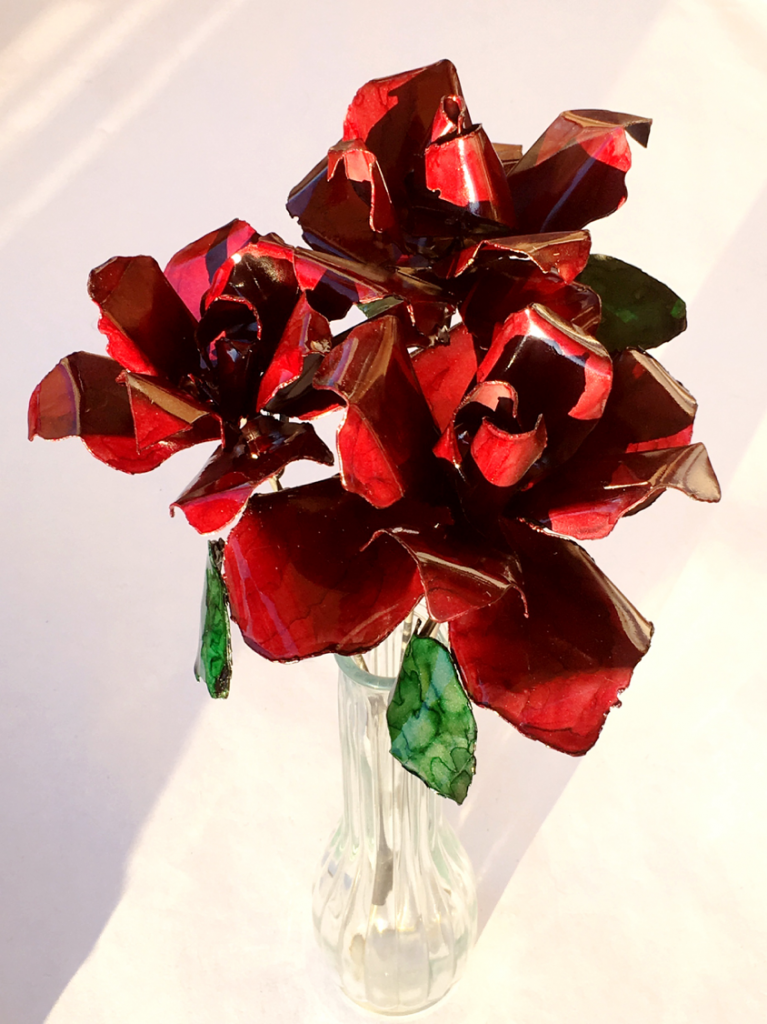 Bobbianne Stambaugh Red Roses